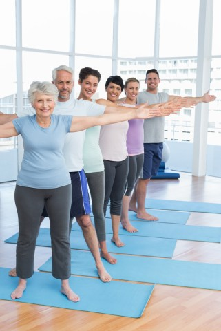 PILATES FOR BONE AND PELVIC HEALTH